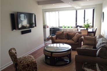 NO FEE!  RENOVATED CLINTON HILL 2 BEDROOM RENTAL WITH CITY VIEW