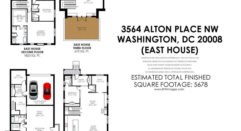 3566 Alton Pl Nw