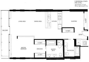 1155 S Grand Avenue Unit: 1806