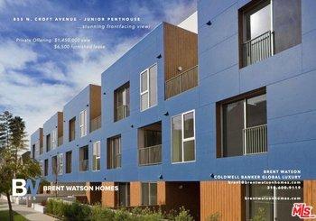 855 N Croft Avenue Unit: 309