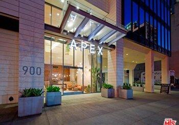 900 S Figueroa Street Unit: 402