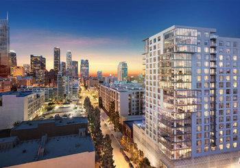 1050 S Grand Avenue Unit: 708