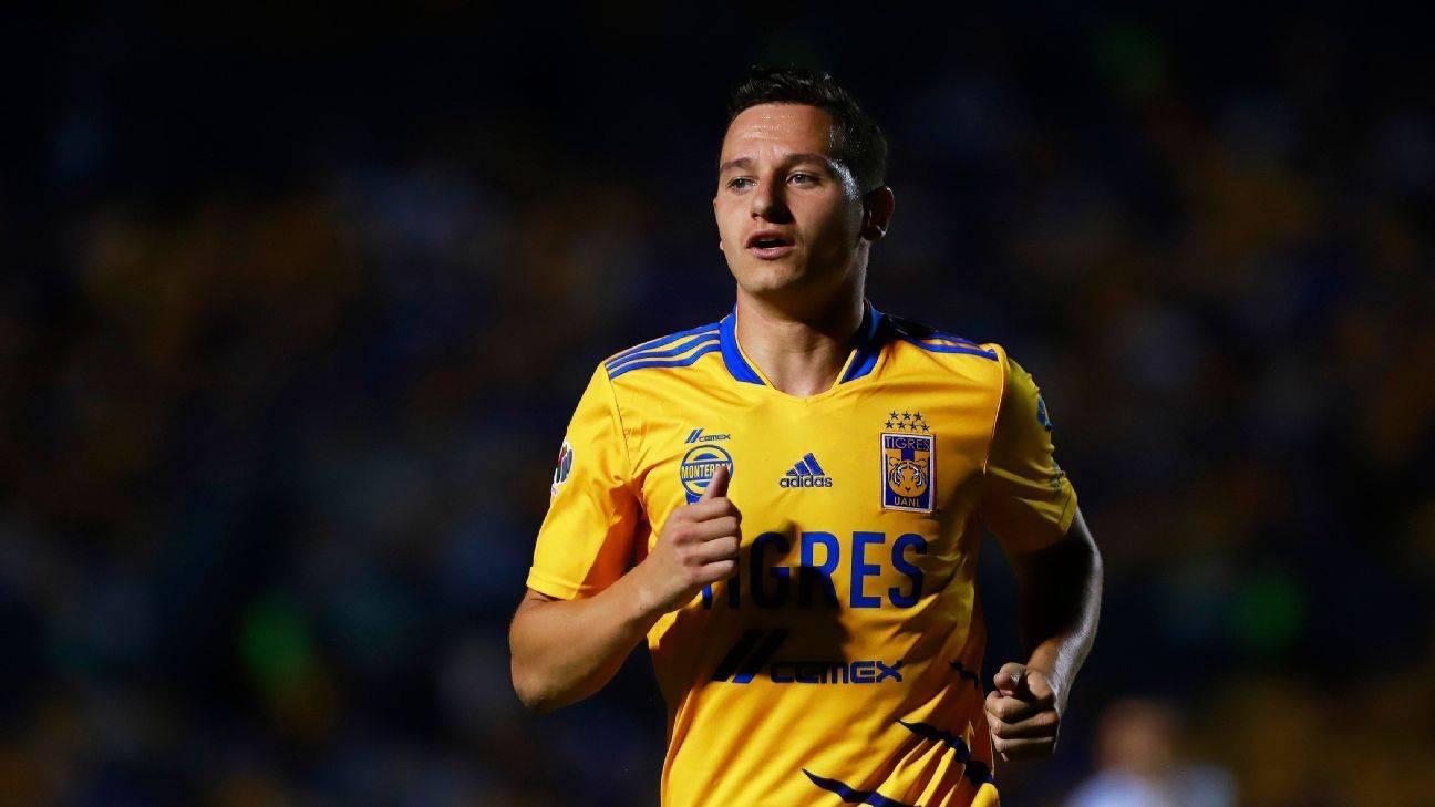 Florian Thauvin descartado para jugar ante Cruz Azul, Gignac está listo para reaparecer