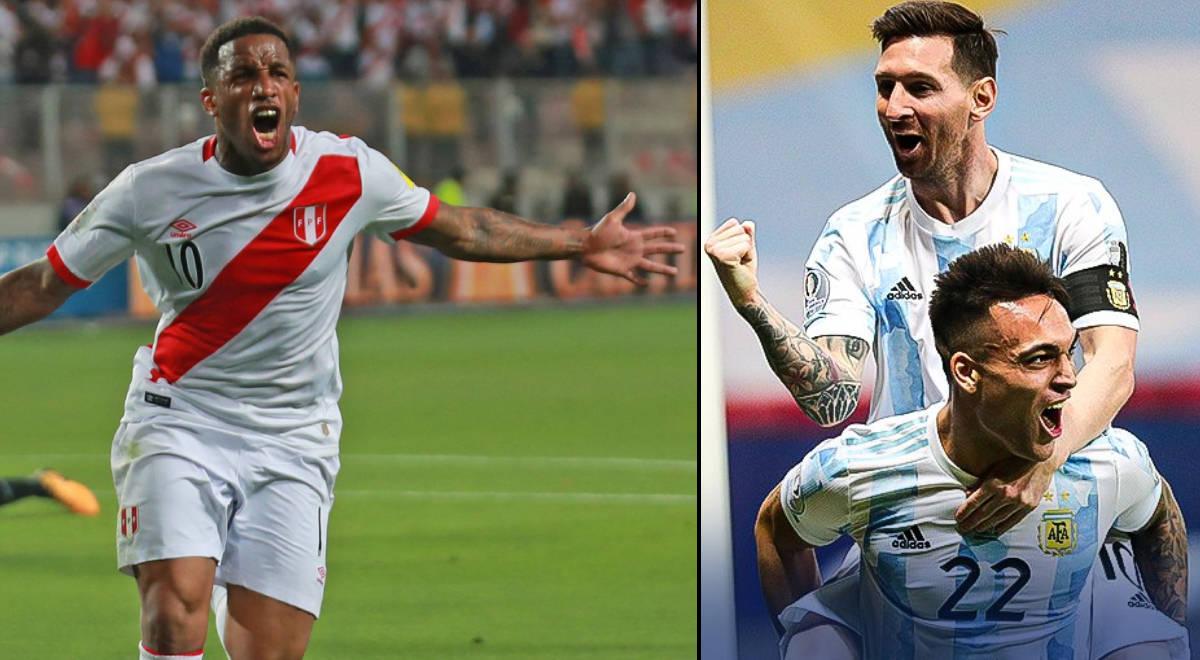 Jefferson Farfán jugaría su partido 100 con Perú ante Argentina