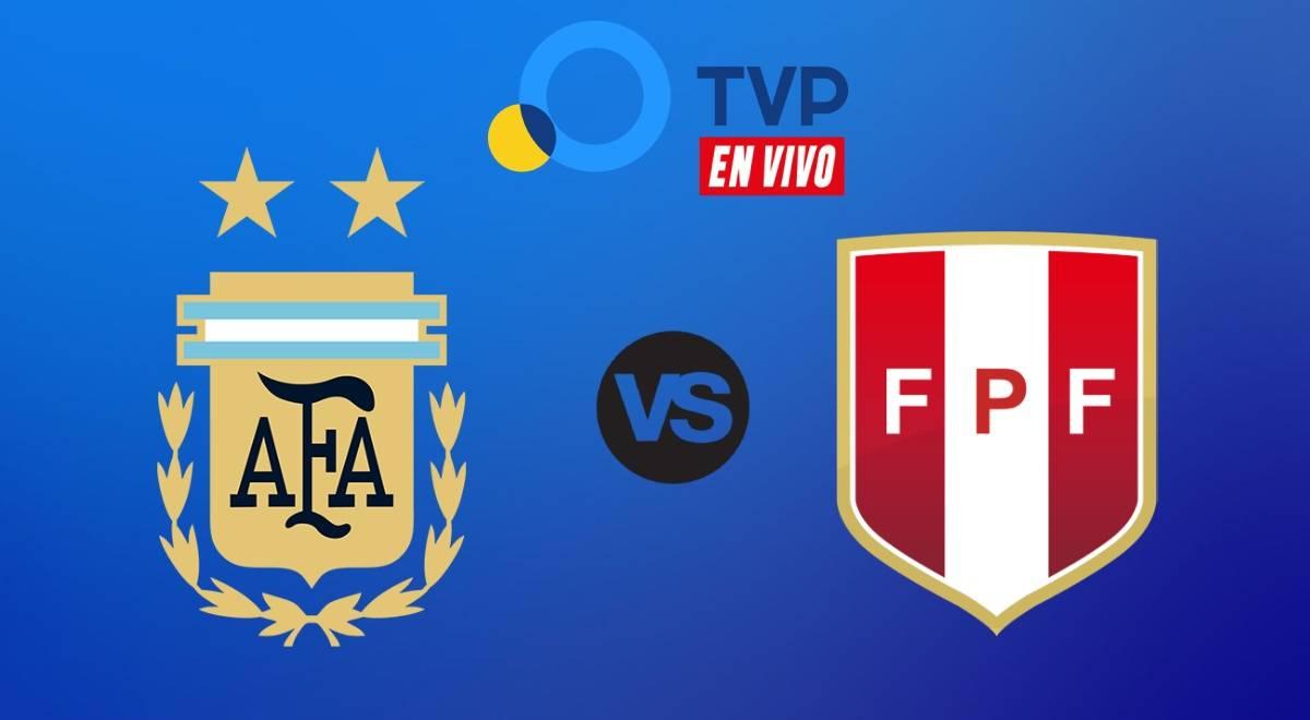 TV Pública EN VIVO: hora y cómo ver el Argentina vs. Perú por Eliminatorias