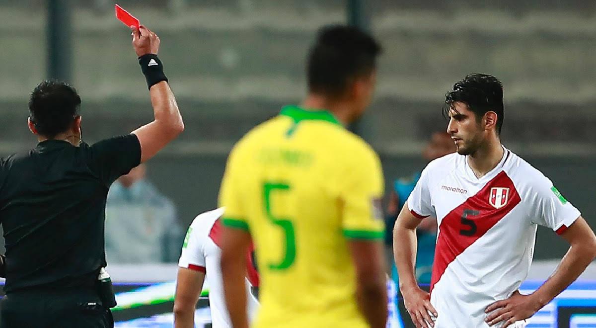 Selección peruana: se cumple un año del desastroso arbitraje de Bascuñán ante Brasil