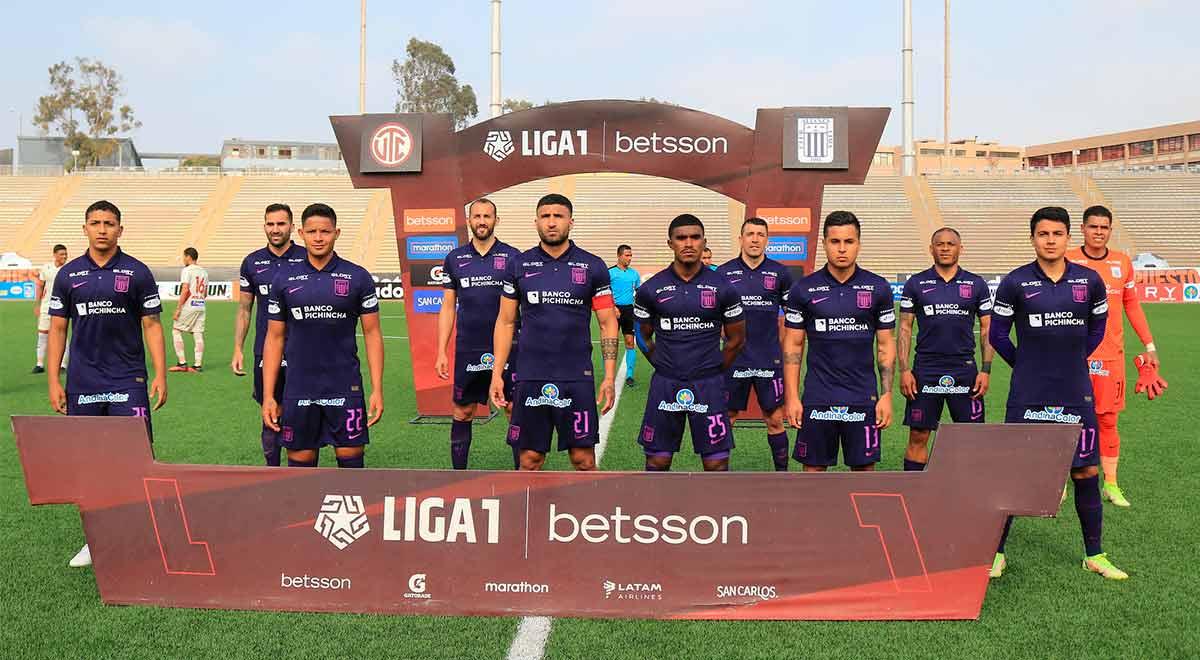 Alianza Lima: lo que le falta para completar la bolsa de minutos en la Fase 2