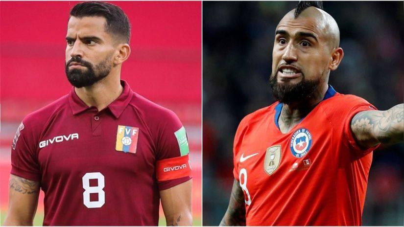 Vía Gol Perú, Chile vs. Venezuela hoy EN VIVO: transmisión TV ONLINE Chilevisión ver TNT Sports link de partido EN DIRECTO TLT en Santiago por fecha 12 de Eliminatorias Qatar 2022