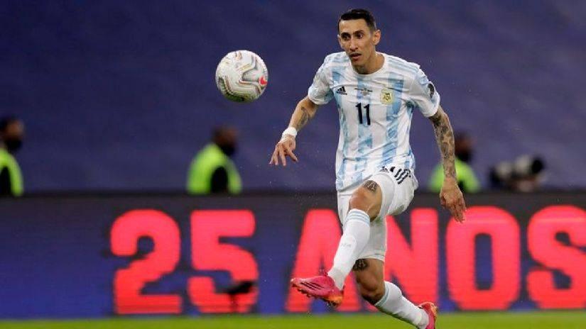 Perú vs. Argentina - Ángel Di María: