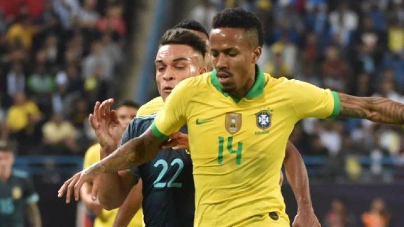 Brasil vs. Uruguay: Éder Militao es baja para partido de Eliminatorias Qatar 2022 por lesión al muslo
