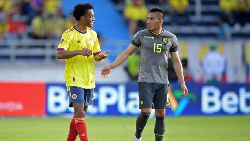 CARACOL TV Colombia vs. Ecuador EN VIVO y EN DIRECTO: partido de hoy vía El Canal del Fútbol, Movistar por la fecha 12 Eliminatorias Qatar 2022