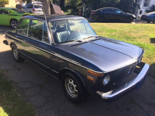 1976 BMW 2002 Classic Collector Car