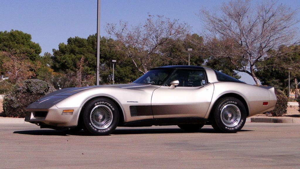 1982 Chevrolet Corvette Collectors Edition 1 of 6759 Built