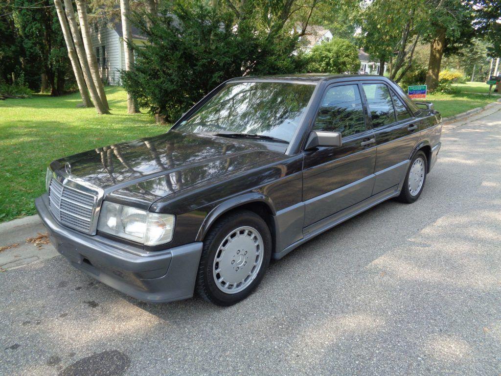 1986 Mercedes-Benz 190E 2.3 16 Valve Cosworth 78,000 Miles