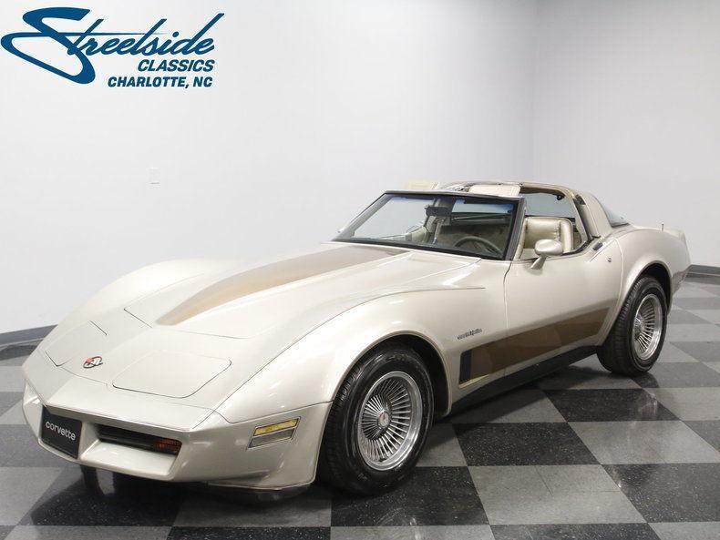 Rare 1982 Chevrolet Corvette Collectors Edition
