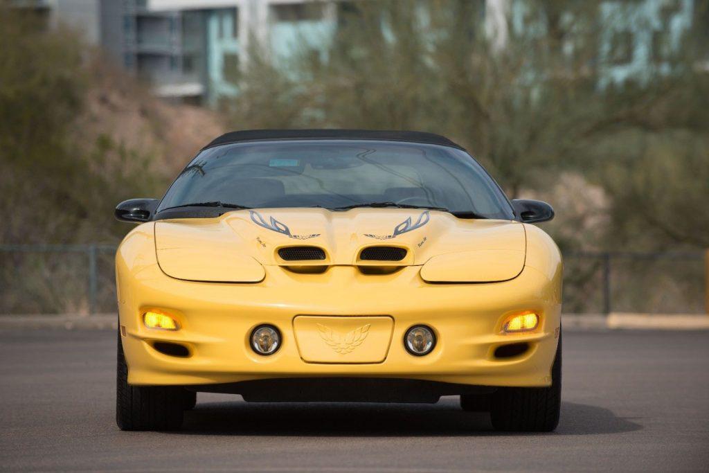 2002 Pontiac Firebird Convertible – All original!