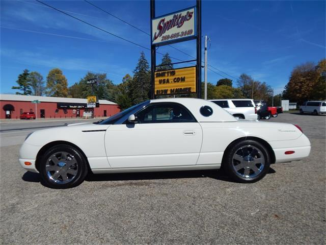 GREAT 2002 Ford Thunderbird Deluxe