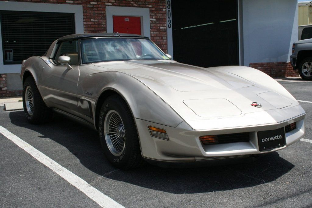 1982 Chevrolet Corvette Coupe – Collectors Edition