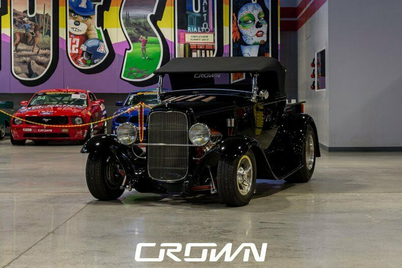 1931 Ford Model A Vintage Classic Collector Performance Muscle