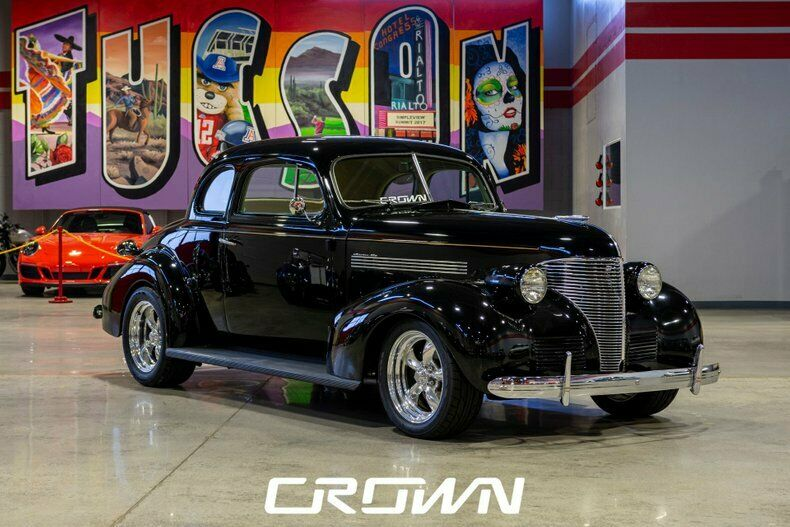 1939 Chevrolet Master Vintage Classic Collector Performance Muscle