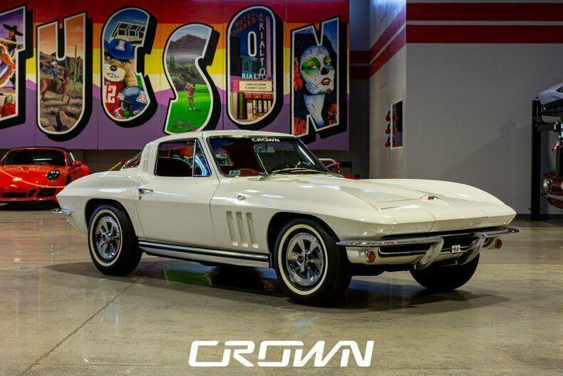 1965 Chevrolet Corvette Vintage Classic Collector Performance Muscle
