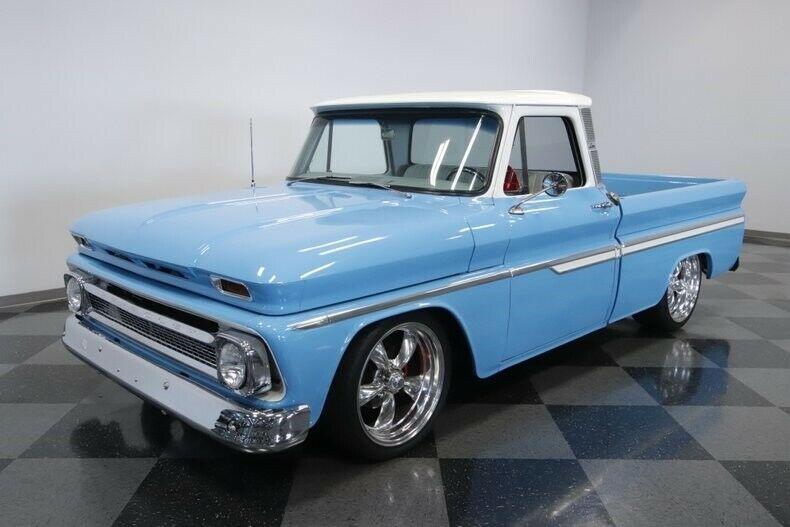 1966 Chevrolet C-10, Vintage Collector Custom Restored