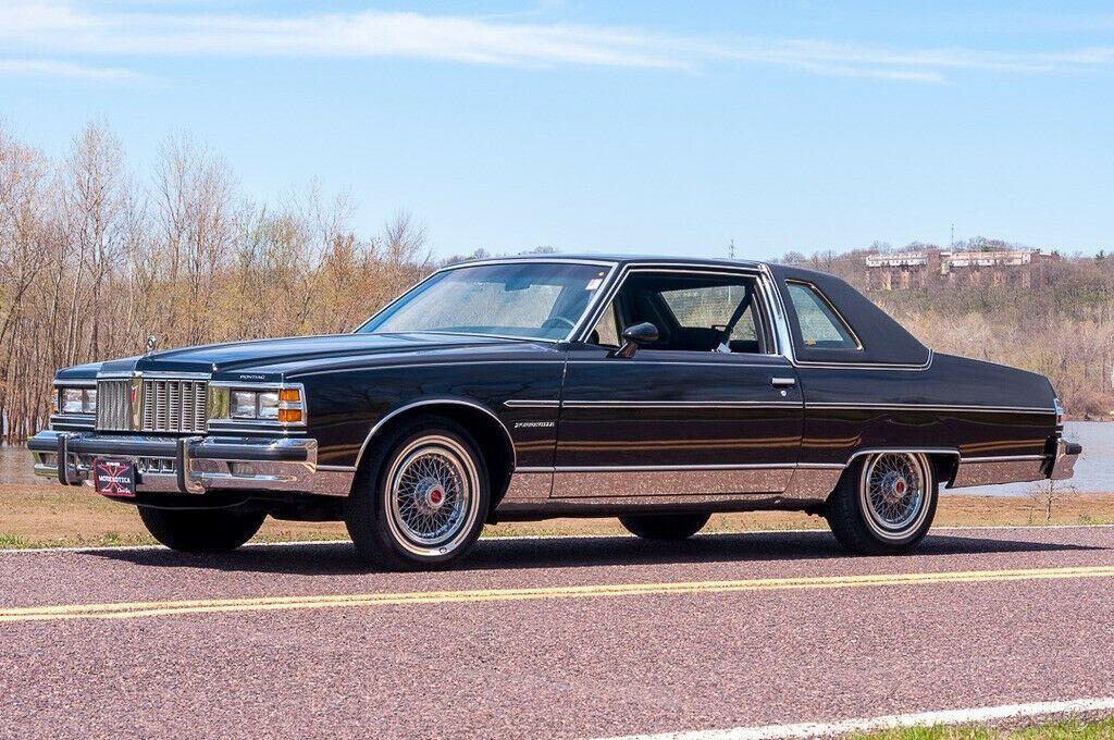 1979 Pontiac Bonneville Landau Coupe