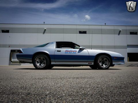 1982 Chevrolet Camaro Z28 Indianapolis Pace Car for sale