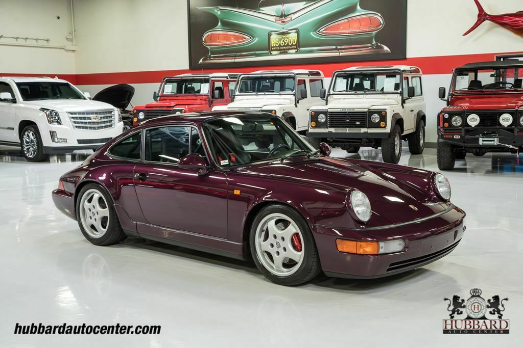 1992 Porsche 911 RS N/GT Racing Package [1 of only 20, Incredibly Rare]