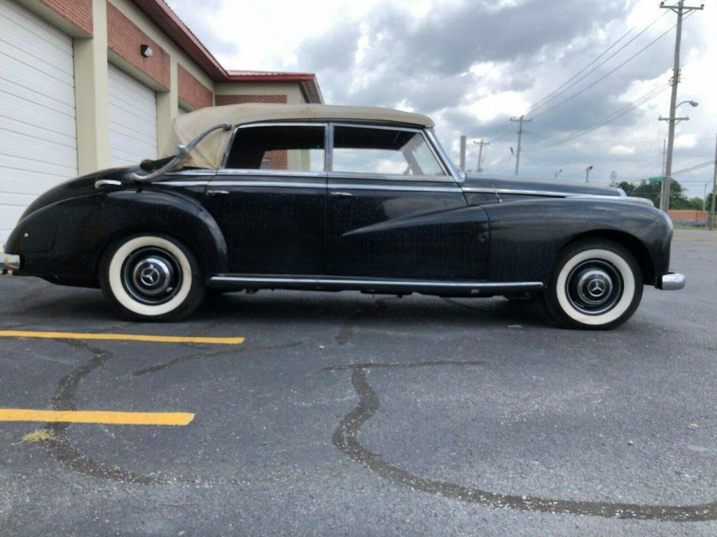 1953 Mercedes 300D Convertible