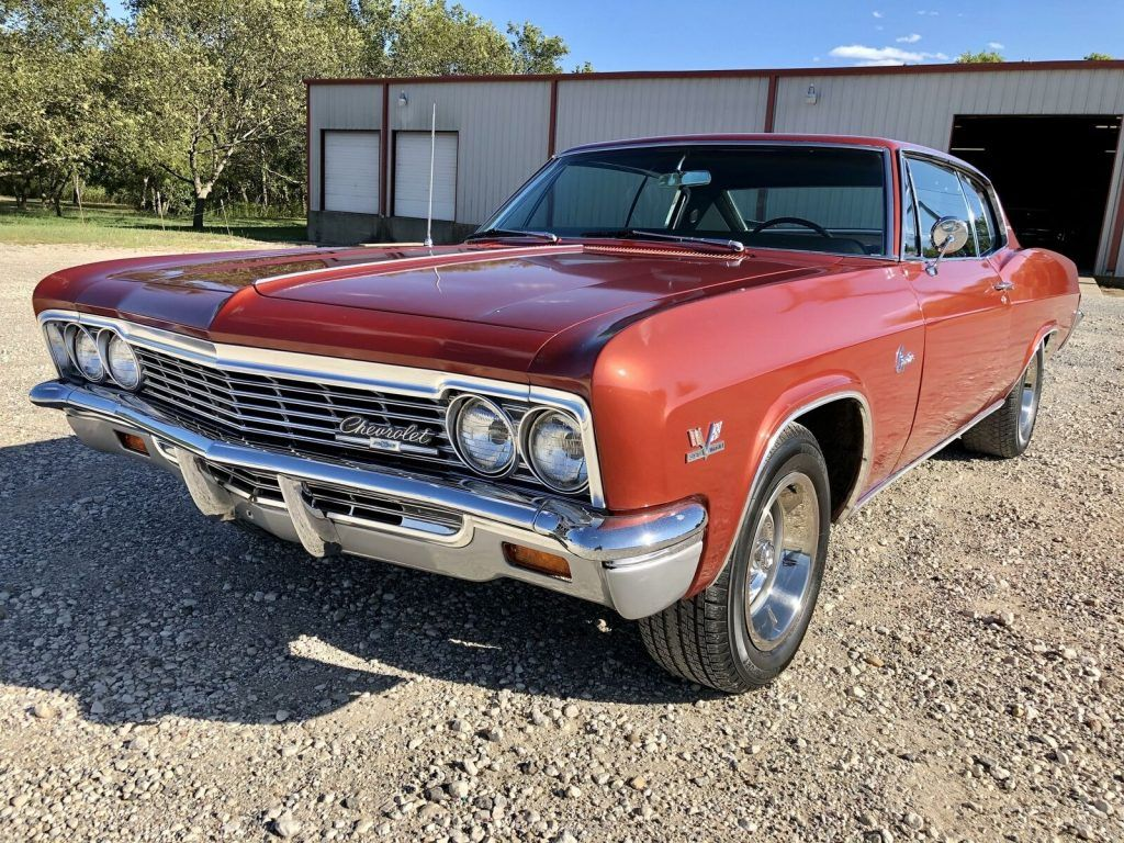 1966 Chevrolet Caprice [Numbers Matching]