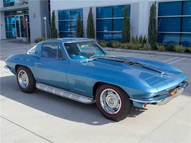 1967 Chevrolet Corvette L71, 427/435hp, Frame Off Restored