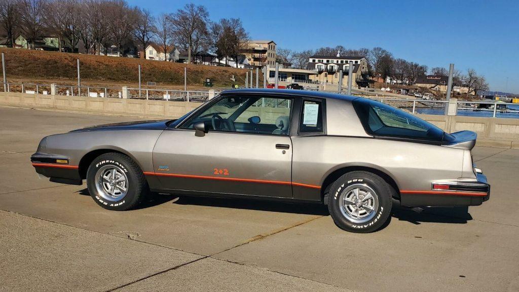 1986 Pontiac Grand Prix Aerocoupe Y97