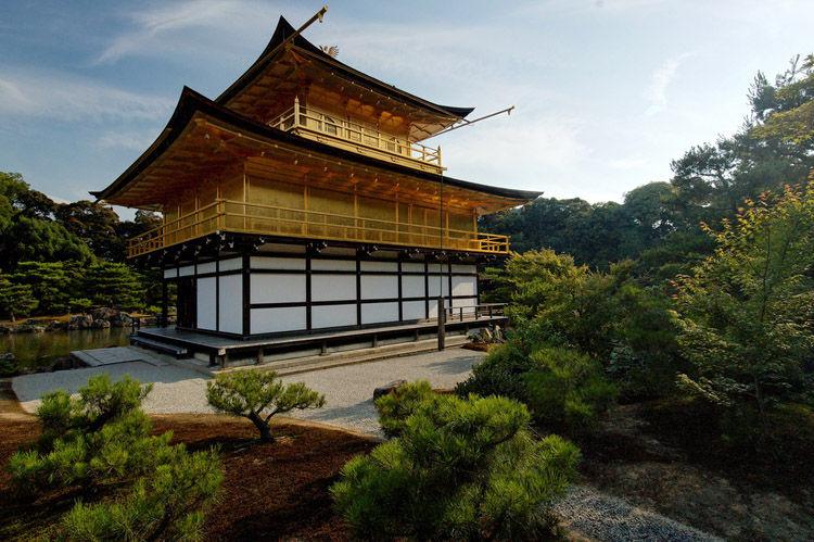 Kyoto - Golden Pavilion - foto de Syvwlch