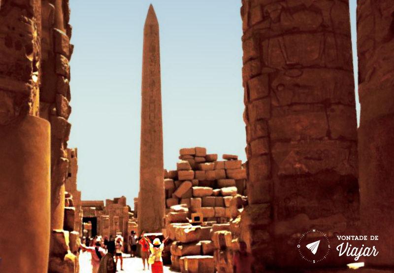 Hurghada Egito - Templos de Luxor