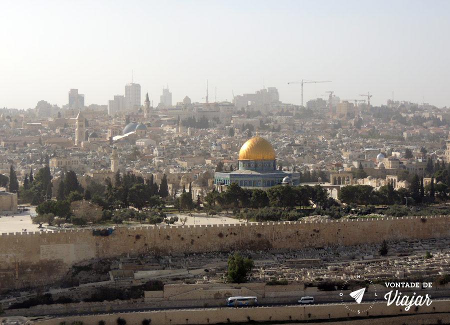Israel - A Terra Santa vista do alto