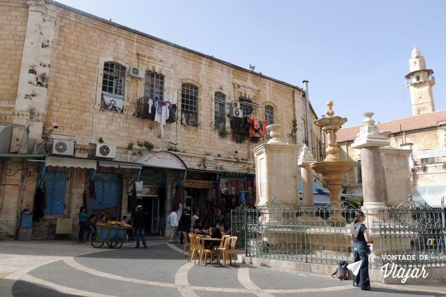 Jerusalem - Um dia em Israel