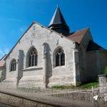 Giverny - Igreja Sainte Radegonde