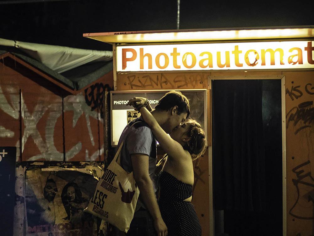 Cabines de fotos 3x4 - Photo booth - foto Sascha Kohlmann