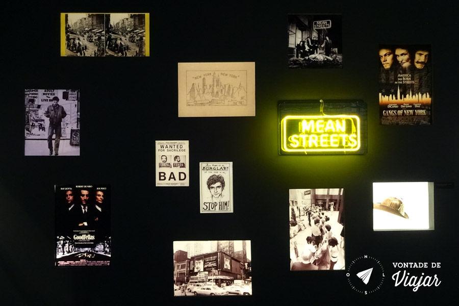 Nova York - Museu da Imagem em Movimento - Exposicao Martin Scorsese