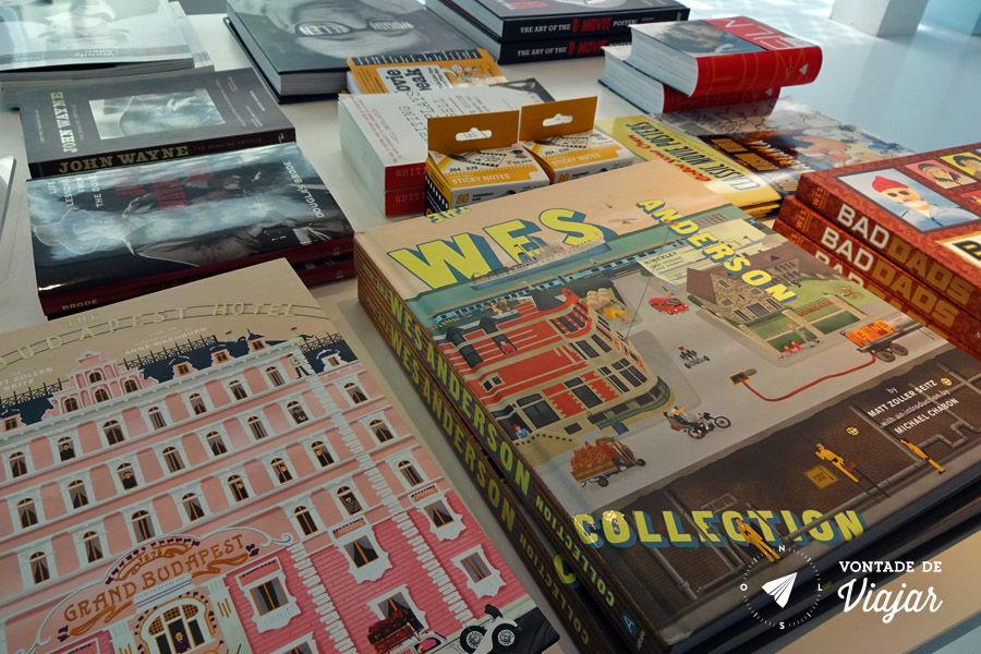 Nova York - Museu da Imagem em Movimento - Livros sobre cinema