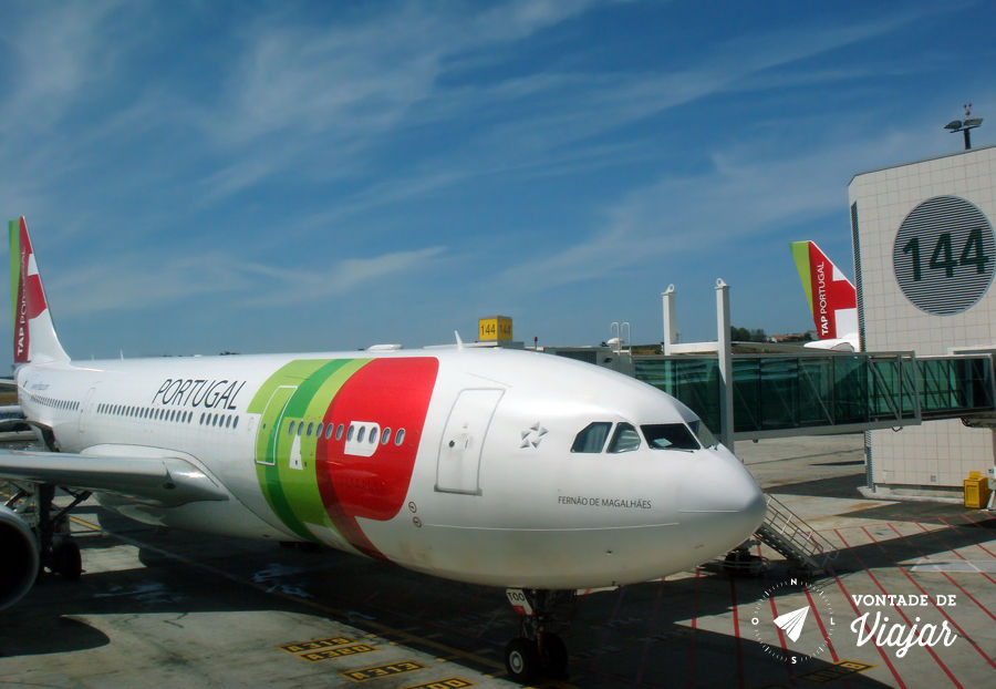 Como comprar passagens mais barato - Voo para Europa aviao TAP