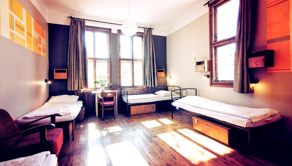 Hostel em Praga - albergue Sir Tobys Hostel