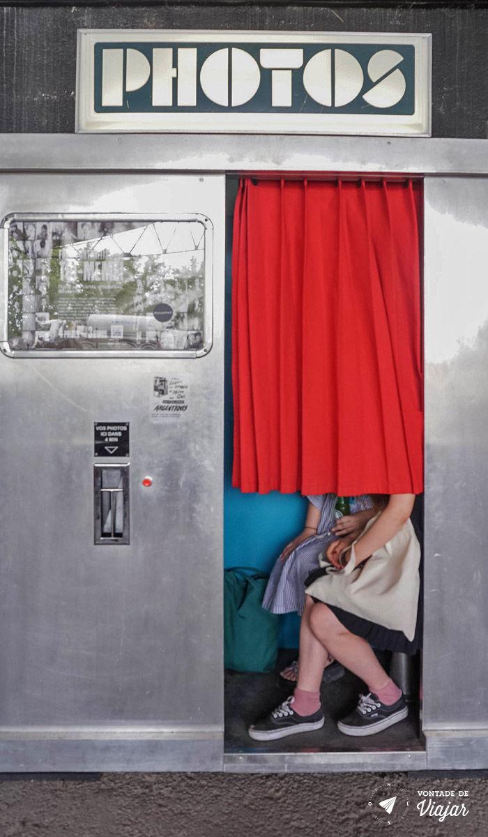 Franca - Arles 3x4 Cabine de fotos instantaneas photo booth