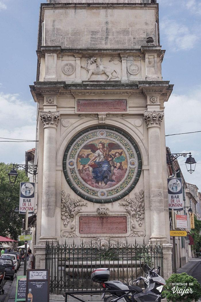 Franca - Arles Heranca Romana