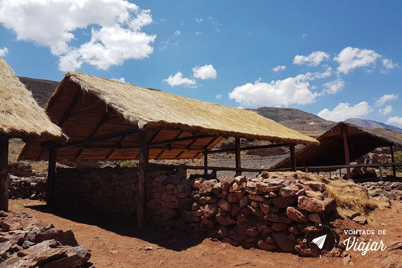 Vale Sul de Cusco Peru - Pikillaqta ruinas da civilizacao Wari pre inca