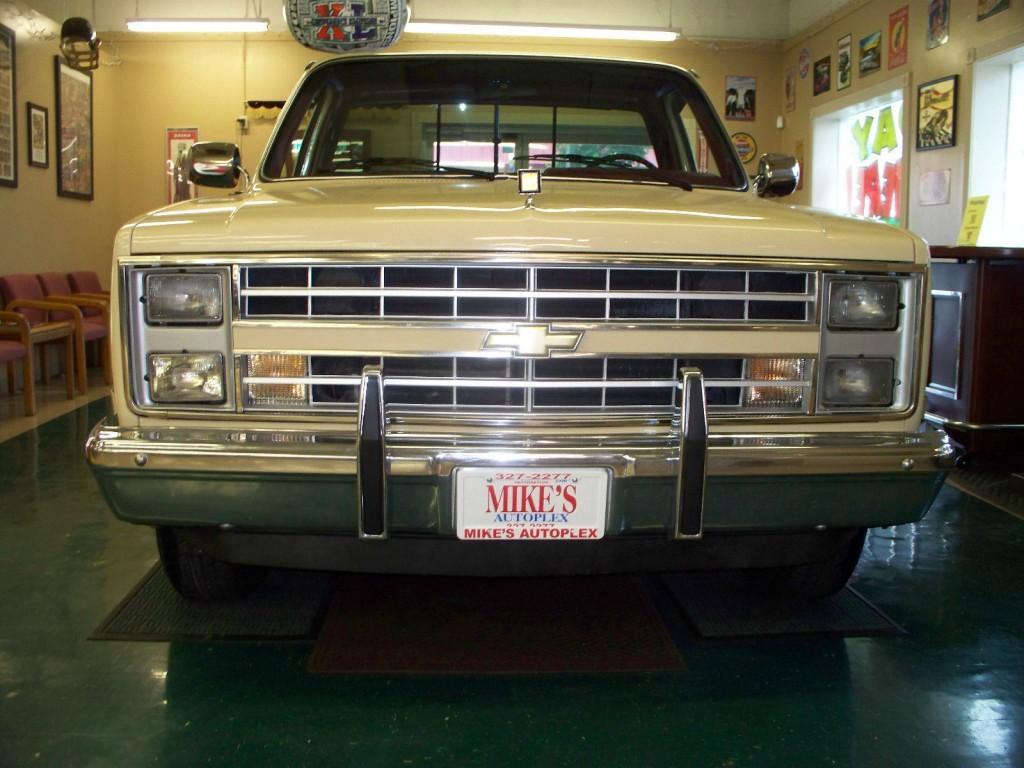 1985 Chevrolet Silverado 1500 Silverado