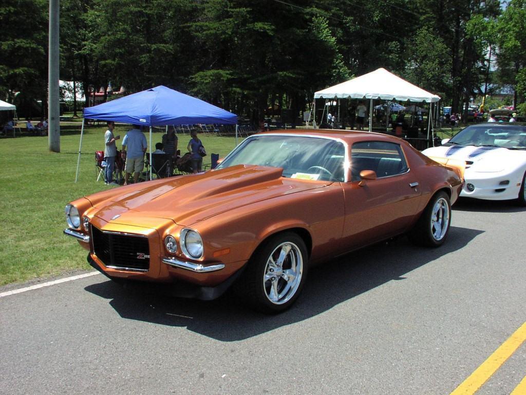1970 Camaro Custom Show Pro Touring Copperhead Z