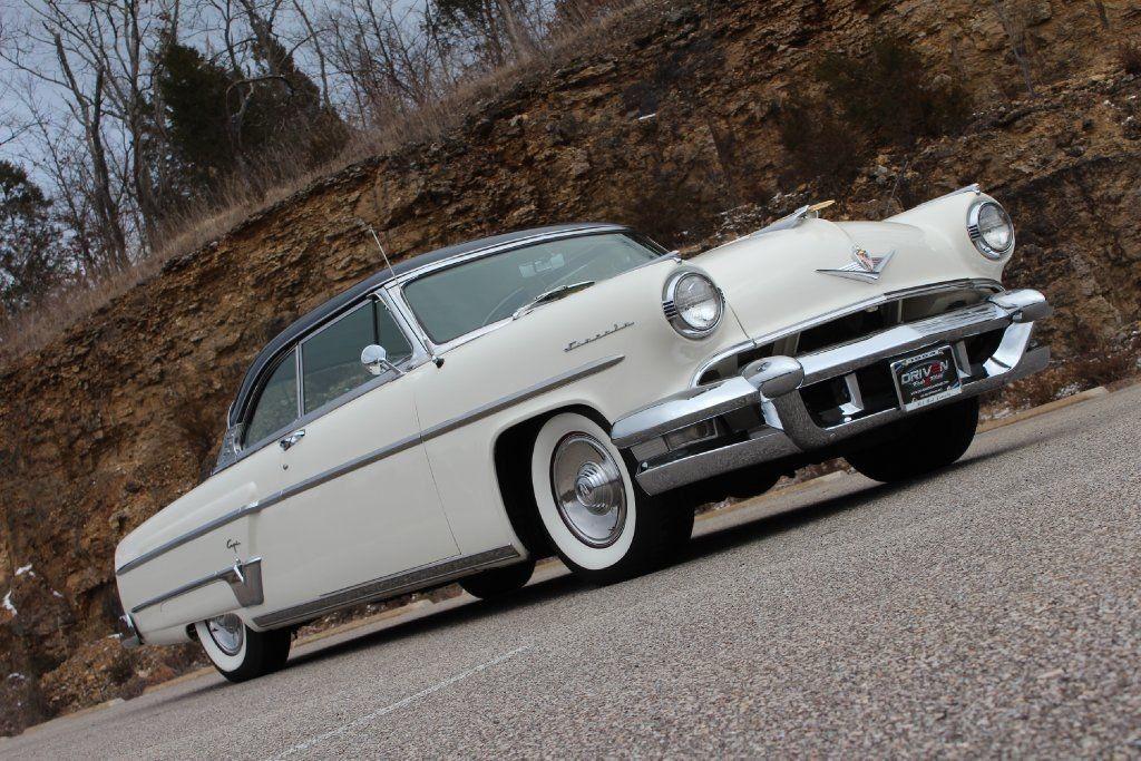 1954 Lincoln Capri Custom Resto Mod Streed Rod