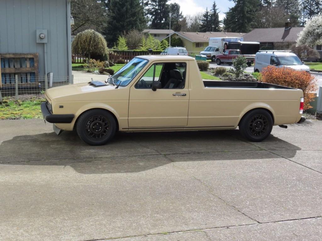 1980 Volkswagen Rabbit Pickup Truck